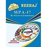 MPA17-E-Governance (IGNOU help book for MPA-17 in English Medium)