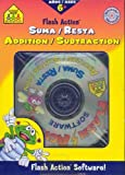 Bilingual Addition and Subtraction, School Zone Publishing Company Staff, 0887437370