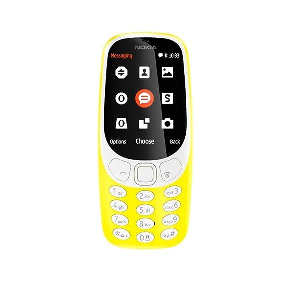 Nokia 3310 (Yellow)