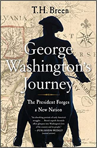 Image result for george washington's journey