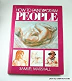 How to Paint and Draw People, Outlet Book Company Staff, 0517344327