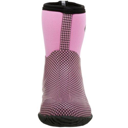 The Original MuckBoots Scrub Boot Dusty Pink Houndstooth