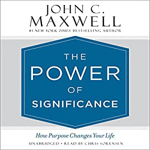 The Power of Significance Audiobook