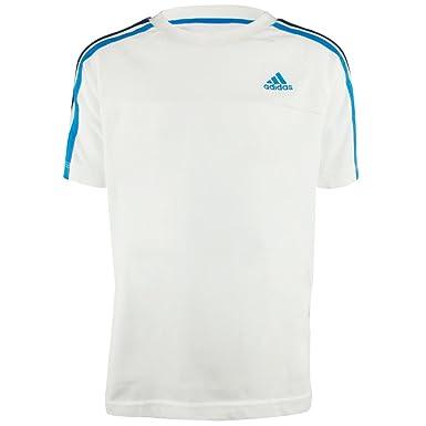 camiseta adidas essentials 3 stripes