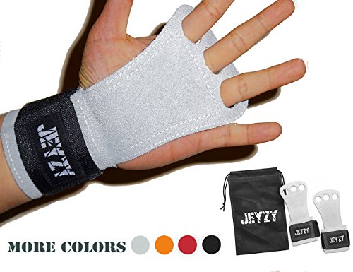 Fitness Gloves Synthetic Leather Hand Grip Crossfit Gymnastics Guard Palm Protectors Glove Pull Up Bar Bringing More Convenience To The People In Their Daily Life