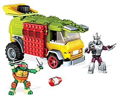 Mega Bloks Teenage Mutant Ninja Turtles Party Wagon