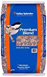 Valley Splendor Premium Blend Bird Seed, 40 lbs
