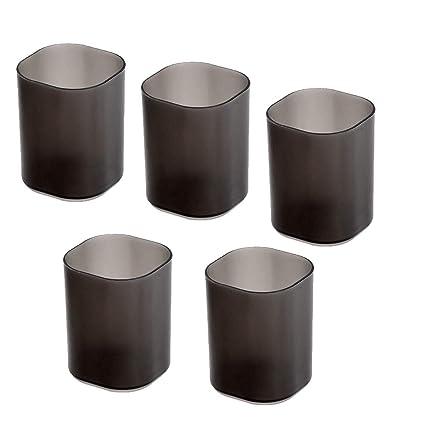 SODIAL Paquete de 5 LáPices Portavasos Portavasos Maquillaje ...