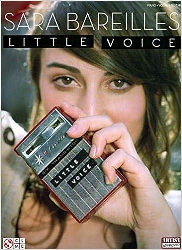 Sara Bareilles Little Voice Pianovocalguitar Sara Bareilles