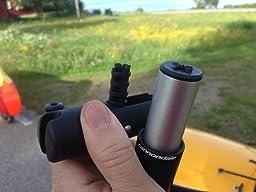Amazon.com : Cannondale Airspeed Transition Mini Bike Pump : Frame