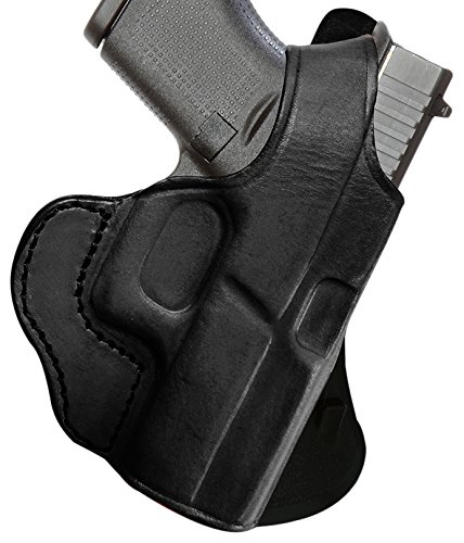 Tagua PD1R-1210 Ruger SR-22 Black Right Hand Rotating Thumb Break Paddle Holster by Tagua (Image #1)
