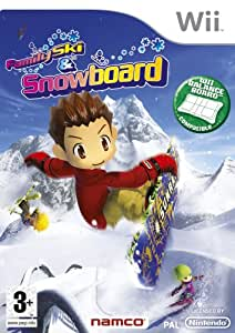 Family Ski And Snowboard Wii Uk