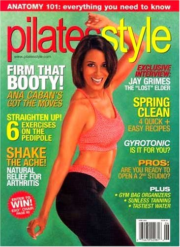 Pilates StylePrint Magazine