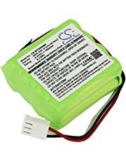 700mAh / 6.72Wh High Capacity Replacement Battery for Morita DentaPort Root ZX, DentaPort ZX (1 Year Warranty)