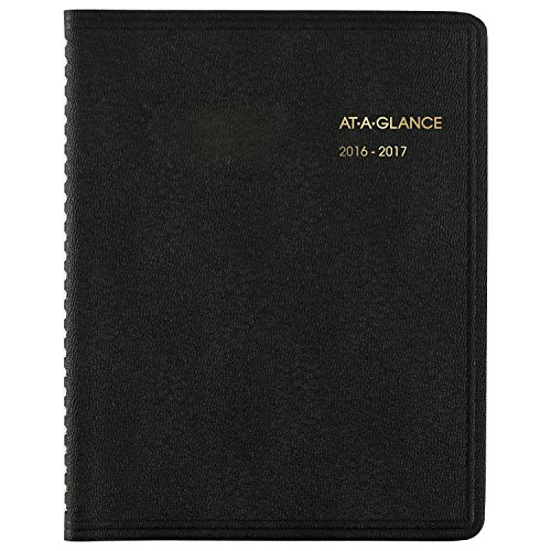 GLANCE Academic Year Monthly Planner
