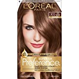 L'Oréal Paris Superior Preference Fade-Defying + Shine Permanent Hair Color, 5CG Iced Golden Brown, 1 kit Hair Dye