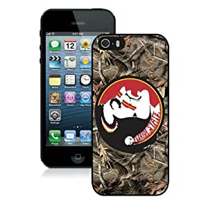 Cool Florida State Seminoles iPhone 5 5S Cases Black Cell Phone Cover