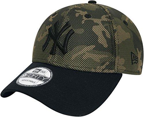 Yankees York Overlay Casquette Mesh Era Camouflage Multicolore New Mlb 9forty HUngYAv