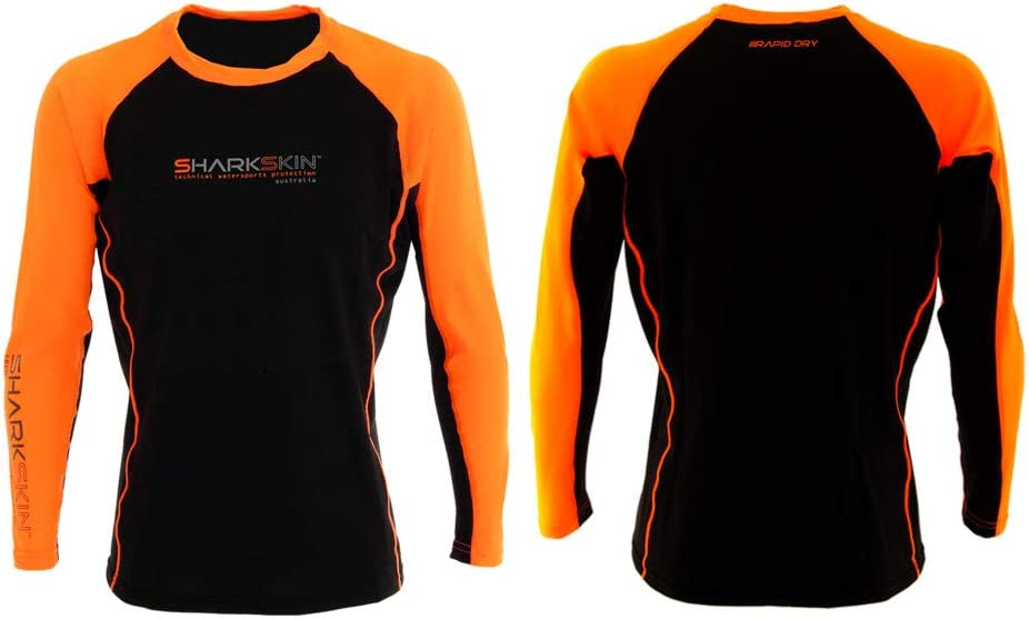 Sharkskin Rapid Dry Unisex Long Sleeve Shirt