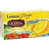 Celestial Seasonings Lemon Zinger, 20 Tea Bags