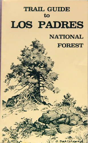 Los Padres National Forest Map - Trail Guide to Los Padres National Forest