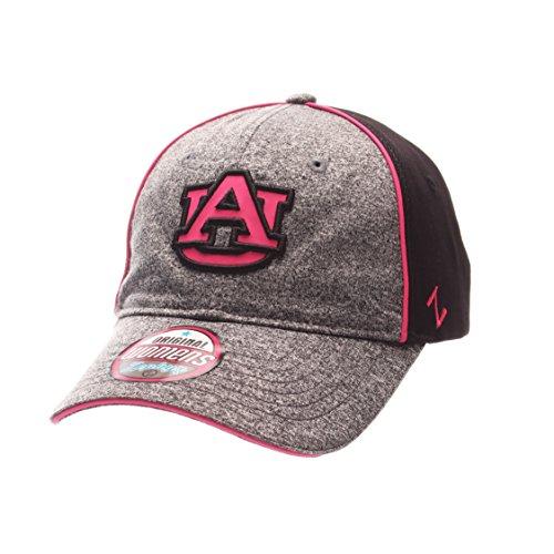 (NCAA Auburn Tigers Adult Women's Fierce Women's Performance Hat, Adjustable Size, Heather)