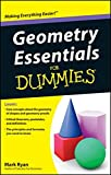 img - for Geometry Essentials For Dummies book / textbook / text book