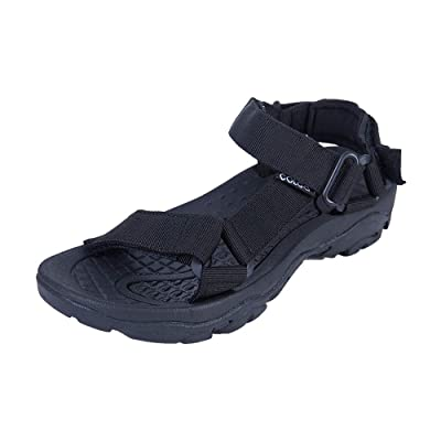 Colgo Men's Sport Sandals Comfort Classic Athletic Hiking Sandals with Arch Support Outdoor Wading Beach Water Shoes | Shoes