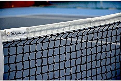 Lynx Sport Filet de Tennis 3mm Tournoi Maille Double Carrington