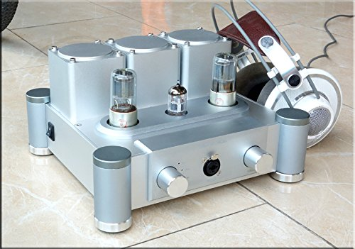 Nobsound Hi-End Pure Class A Tube Headphone Amplifier HiFi Stereo Preamplifier Nobsound