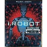 I, Robot Limited Edition U.S Release STEELBOOK Blu-ray, Digital