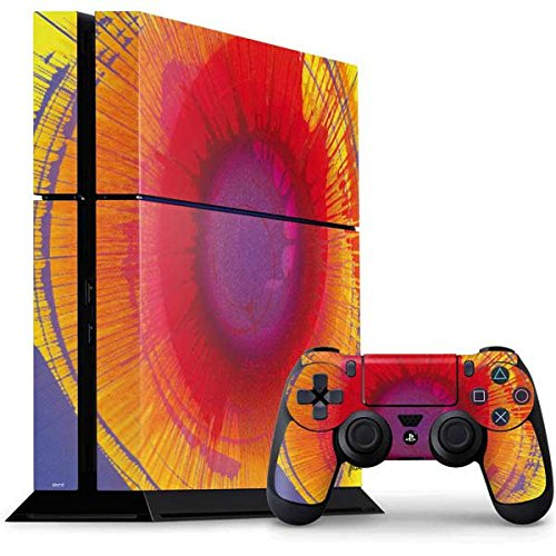Abstract Art PS4 Console and Controller Bundle Skin - Helios | Skinit Art (Helios Art)
