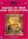 Russia in War and Revolution - Russia 1900-24, Josh Brooman, 0582223768