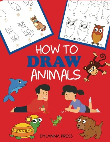 how to draw a animal - 2