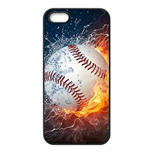 baseball Custom Cover Case with Hard Shell Protection For SamSung Galaxy S5 Mini Phone Case Cover lxa#243179