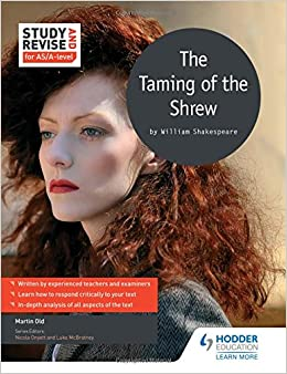 Taming of the shrew coursework