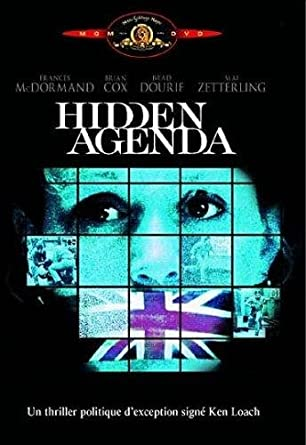 Hidden Agenda [Francia] [DVD]: Amazon.es: Frances McDormand ...