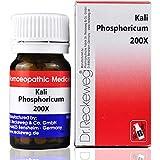 Dr. Reckeweg Homeopathy Kali Phosphoricum (20gm) (Select Potency) by USAMALL (12X)