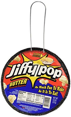 Jiffy Pop Butter Popcorn, 4.5 oz (Pack of 3) ()