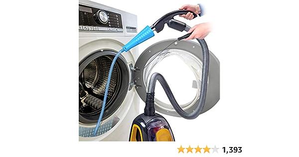 BoxLegend Dryer Vent Cleaner Kit Dryer Vent Cleaning Kit Vacuum Hose Attachment Brush Lint Remover Power Washer and Dryer Vent Vacuum Hose