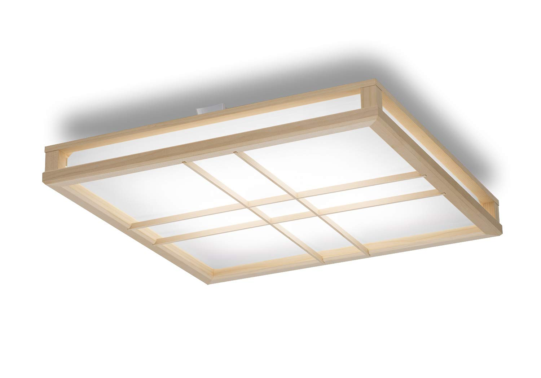 タキズミ LED 和室 シーリングライト ~10畳本木枠《調色タイプ》 EX10048NT B07GRZC1YJ