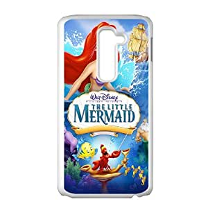 LG G2 Phone Case Cover The Little Mermaid ( by one free one ) T65494