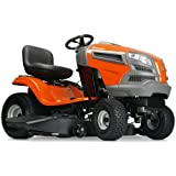 Husqvarna Yard Tractor - 597cc Kohler Engine, 46in. Deck, CARB-Approved, Model# TYH21K46CARB