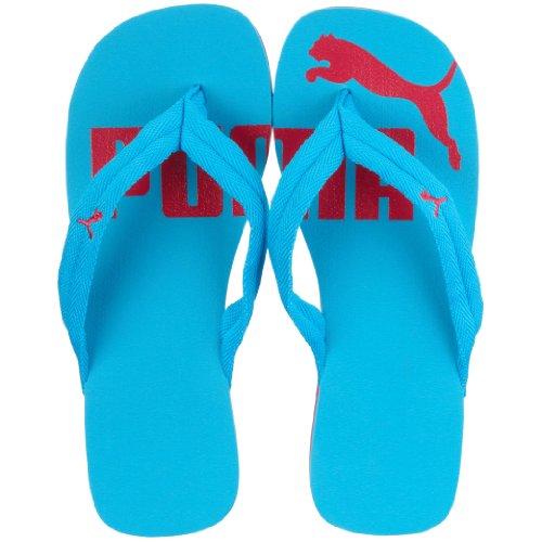 Puma , Sandales de marche pour homme Bleu Hawaiian Ocean cherry, 42: : Chaussures et Sacs