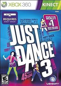 Just dance 3 value / price   xbox 360.