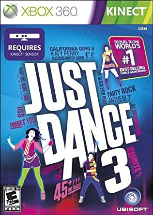 Ubisoft Just Dance 3, Xbox 360 Xbox 360 Inglés vídeo - Juego (Xbox ...