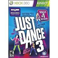 Ubisoft Just Dance 3, Xbox 360 - Juego (Xbox 360)