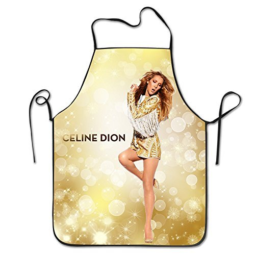 SAMMOI Celine Dion1 Personality Pinafore One Size