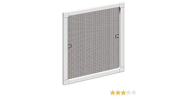 Schellenberg 50786 - Mosquitera para ventana (120 x 150 cm), color blanco: Amazon.es: Bricolaje y herramientas
