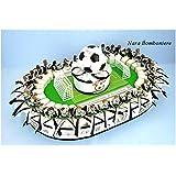 Bomboniere Calcio Juventus Milan Inter Napoli Roma composti da 32 bomboniere